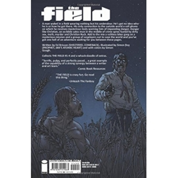 The Field Paperback - Image 2