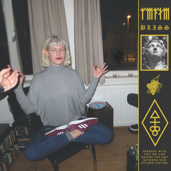 RMFTM – Bliss E.P Limited Edition Yellow Vinyl