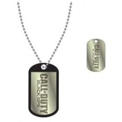 Call of Duty Black Ops Dog Tag