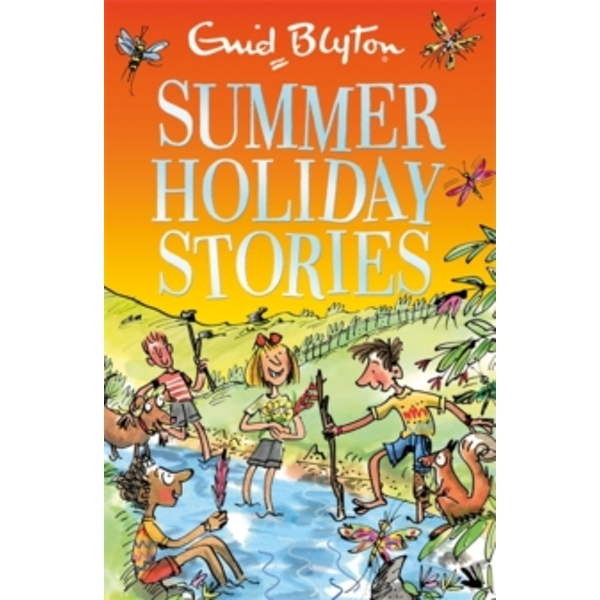 Summer Holiday Stories : 22 Sunny Tales