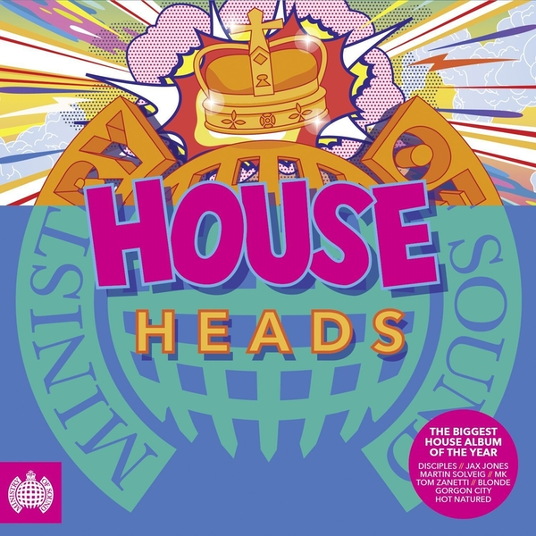 Ministry Of Sound - House Heads CD