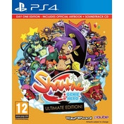 Shantae Half Genie Hero Ultimate Day One Edition PS4 Game