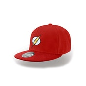 The Flash - Logo Snapback Cap Red