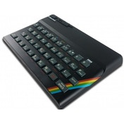 Recreated Sinclair Bluetooth ZX Spectrum Console (Unlocked)