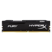 Kingston HyperX 4GB FURY Black Heatsink (1 x 4GB) DDR4 2133MHz DIMM System Memory