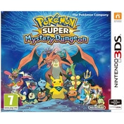 Pokemon Super Mystery Dungeon 3DS Game