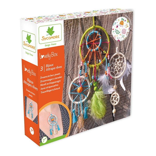 Sycomore Lovely Box - Small Dreamcatchers Jewels