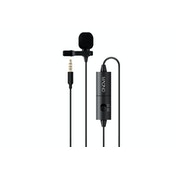 Maono Lavalier Tie-Clip On Lapel Microphone Omnidirectional 3.5mm 4 Pole Jack 0.25 inch Adapter