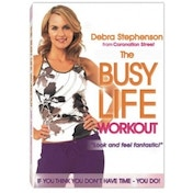 Busy Life Workout with Debra Stephenson DVD