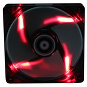 BitFenix Spectre 200mm Fan Red LED Black
