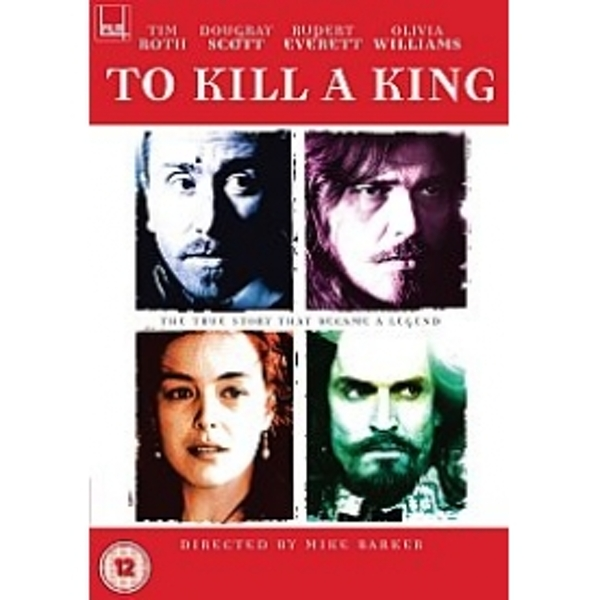 To Kill A King DVD