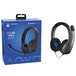 PDP LVL40 Wired Stereo Headset Grey for PS4 - Image 6
