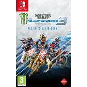 Monster Energy Supercross 3 Nintendo Switch Game