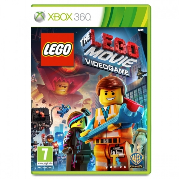 (Pre-Owned) The LEGO Movie The Videogame Game Xbox 360