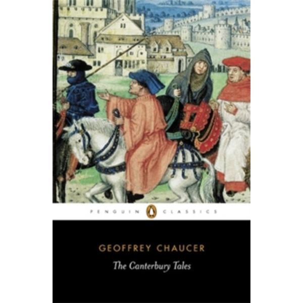 The Canterbury Tales by Geoffrey Chaucer (Paperback, 2003)