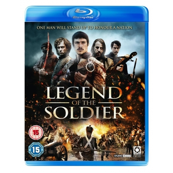 Legend Of The Soldier Blu-ray