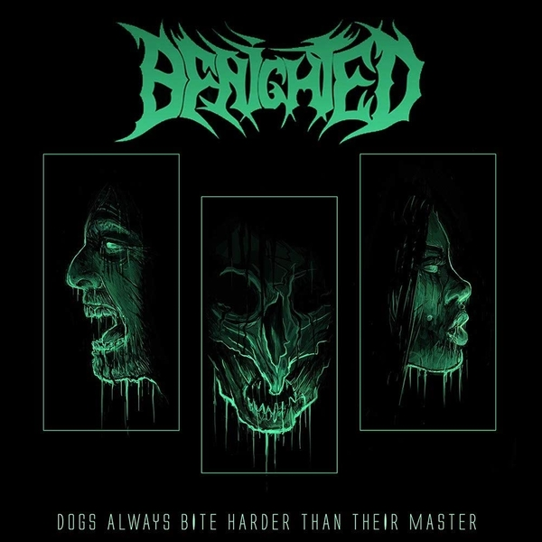 Benighted - Dogs Always Bite Harder Than Their Master Vinyl