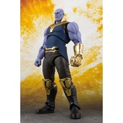 Thanos (Avengers Infinity War) Bandai Tamashi Nations SH Figuarts Action Figure