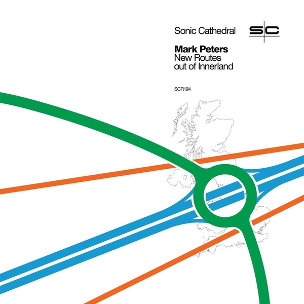 Mark Peters – New Routes Out Of Innerland Vinyl