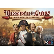 Through the Ages A New Story of Civilization Board Game