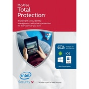 McAfee Total Protection 2016 Unlimited Devices PC Mac Andoid iOS