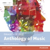 Edexcel GCSE (9-1) Anthology of Music CD by Pearson Education Limited (CD-Audio, 2016)