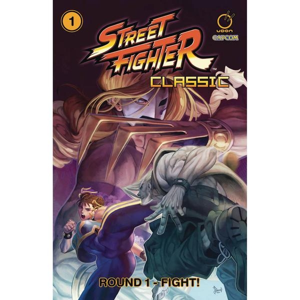 Street Fighter Classic: Round 1 - Fight: Volume 1