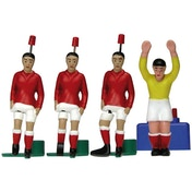TIPP-KICK World Cup Classics England 1966 Table Football Player Set