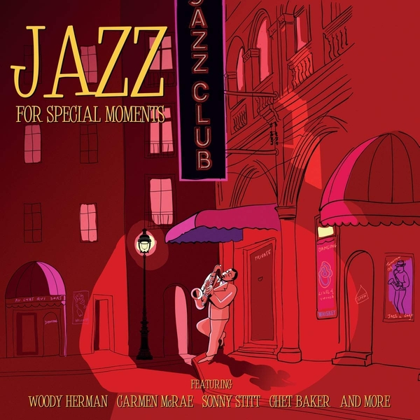 Various Artists - Jazz For Special Moments Vinyl