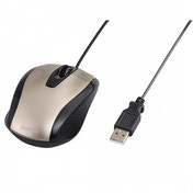 AM-5400 Optical Mouse Champagne Metallic