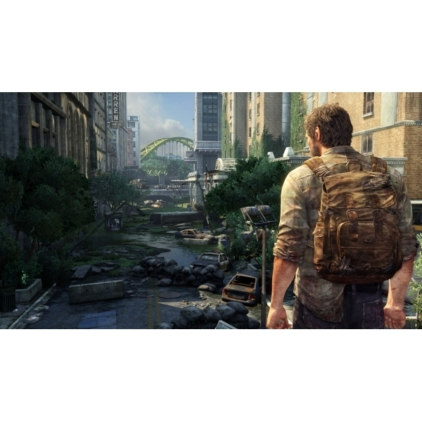 The Last Of Us Joel Edition Game PS3 - Image 5