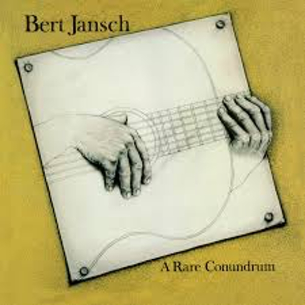 Bert Jansch ‎– A Rare Conundrum Limited Edition Gold Vinyl