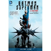 Batman/Superman Volume 1: Cross World HC (The New 52)