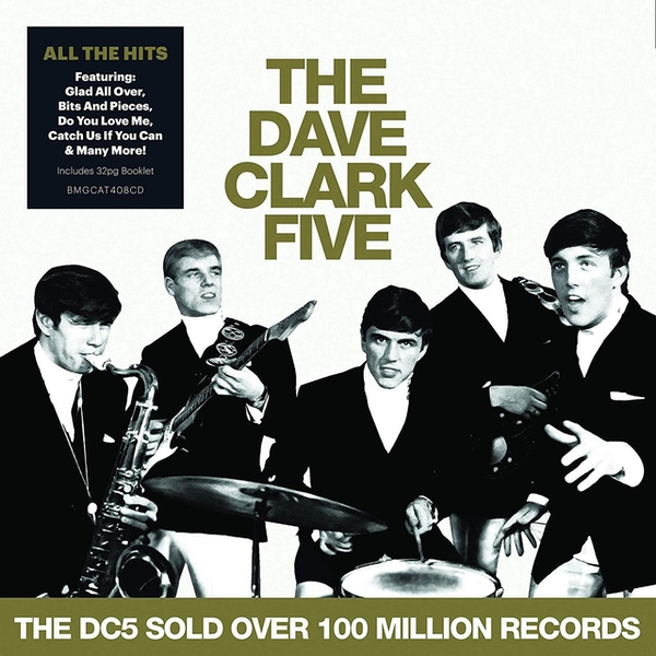 The Dave Clark Five - All The Hits Vinyl