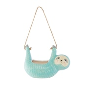 Sass & Belle Seymour Sloth Hanging Planter