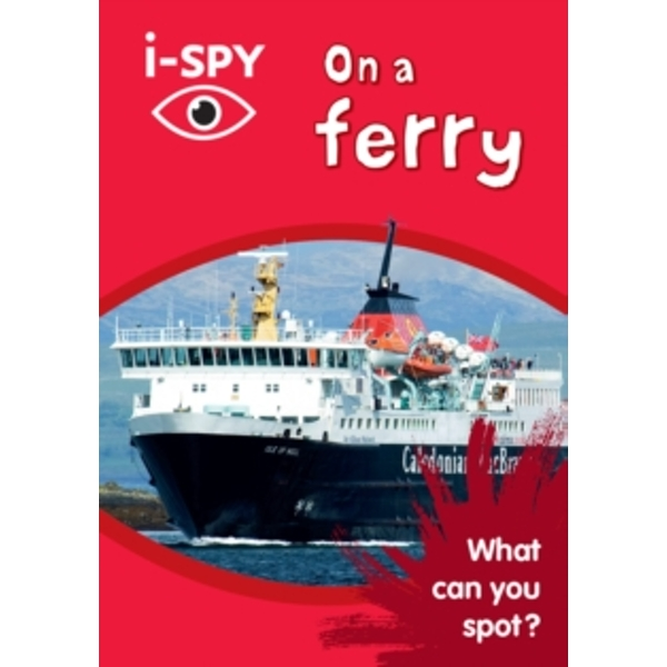 i-Spy on a Ferry : What Can You Spot?
