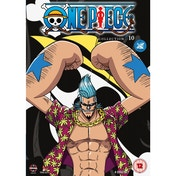 One Piece Uncut Collection 10 Episodes 230-252 DVD