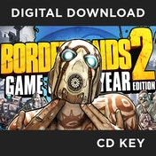 Borderlands 2 Game Of The Year (GOTY) PC CD Key Download for Steam
