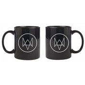 Watch Dogs Fox Logo Mug