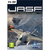 JASF Jane's Advanced Strike Fighters Game PC