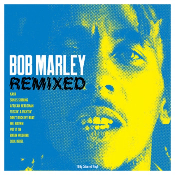Bob Marley - Remixed (Yellow Vinyl)