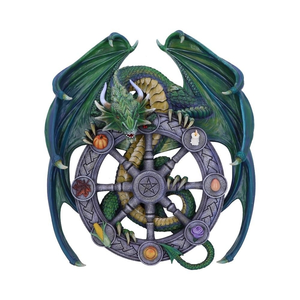 Year of the Magical Dragon Wall Plaque