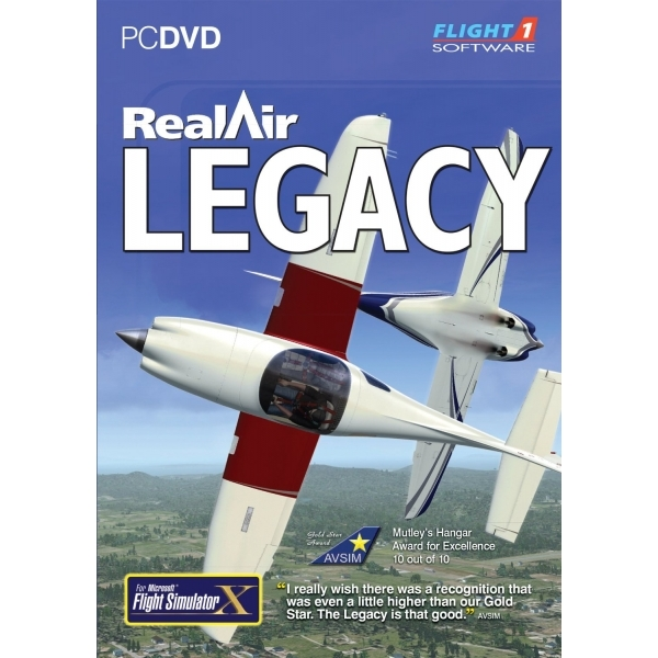 RealAir Legacy For FSX Game PC