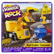 Kinetic Sand Rock Crusher Set