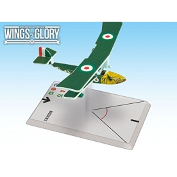 Wings Of Glory Macchi M.5 (Arcidiacono) Board Game