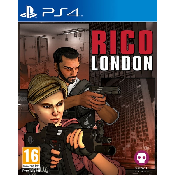 RICO London PS4 Game