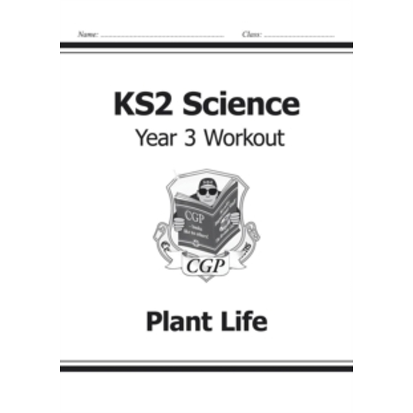 KS2 Science Year Three Workout: Plant Life by CGP Books (Paperback, 2014)