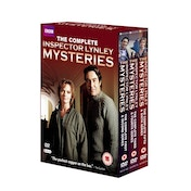 The Inspector Lynley Mysteries Complete 1-6 DVD