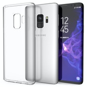 Caseflex Samsung Galaxy S9 Ultra Thin - Clear