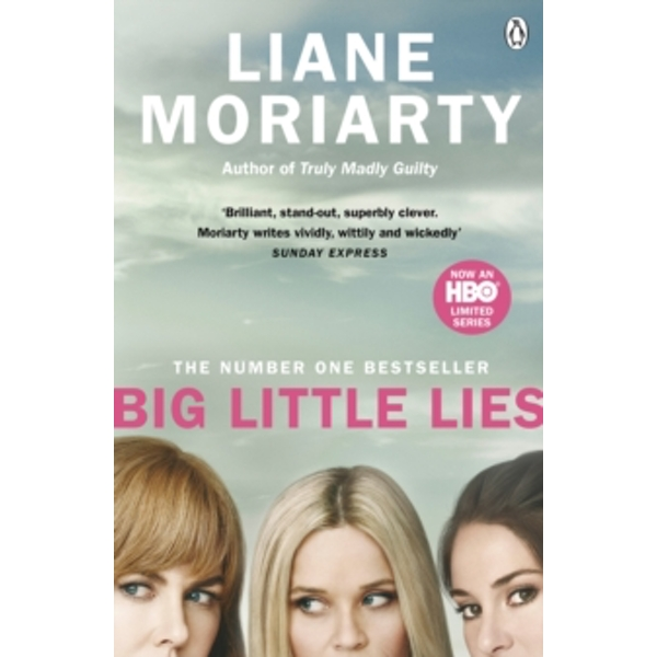 Big Little Lies : Now an HBO limited series